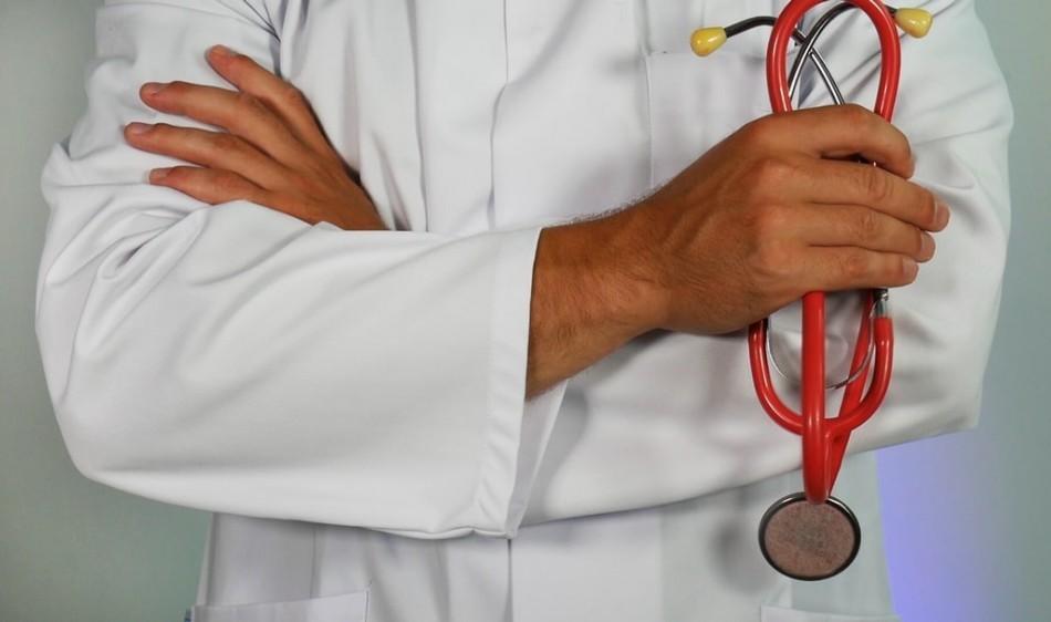 doctor, white coat