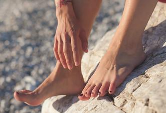 feet, hands