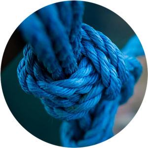 knot, rope